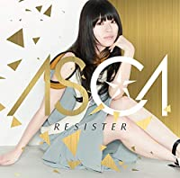 【Amazon.co.jp限定】RESISTER (初回生産限定盤) (DVD付) (JK写サイズステッカー付)