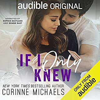 If I Only Knew audiobook cover art