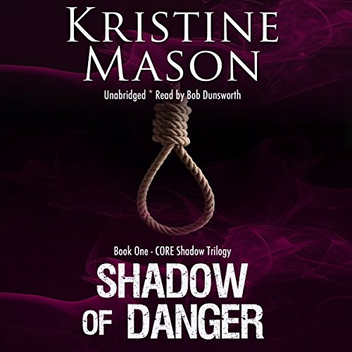 Shadow of Danger audiobook cover art