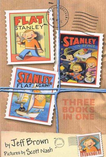 Flat Stanley: Stanley in Space: Stanley, Flat Again!