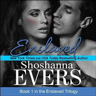 Enslaved audiobook cover art