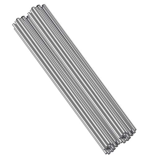 Bestine Fil de soudure en aluminium à basse température sans poudre de soudure, tige de soudure pratique et durable pour la réparation.