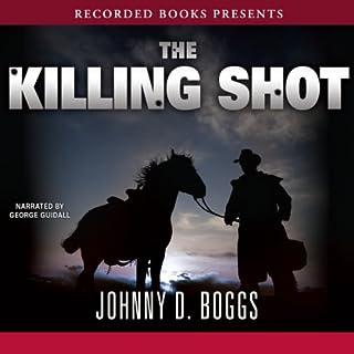 The Killing Shot audiobook cover art