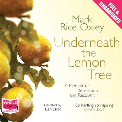 Underneath the Lemon Tree audiobook cover art