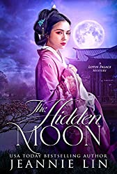 The Hidden Moon by Jeannie Lin book cover