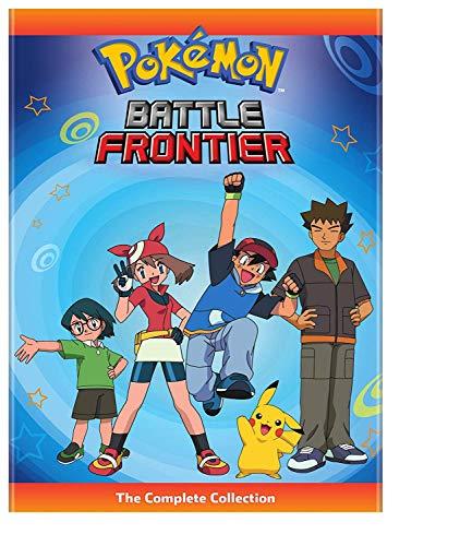 Pokémon Battle Frontier Complete Collection (DVD)