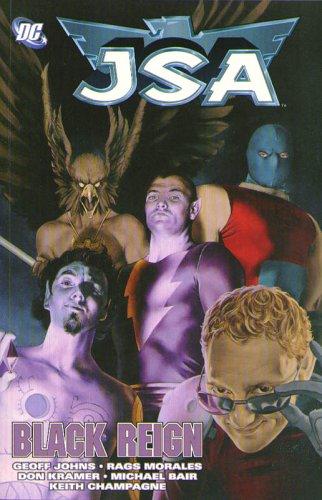 JSA: Black Reign - VOL 08 (JSA (Justice Society of America) (Graphic Novels))