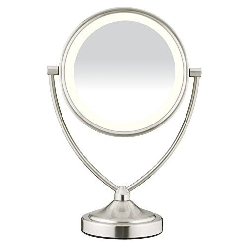 Lighted Magnifying Mirrors 20x Shelly Lighting