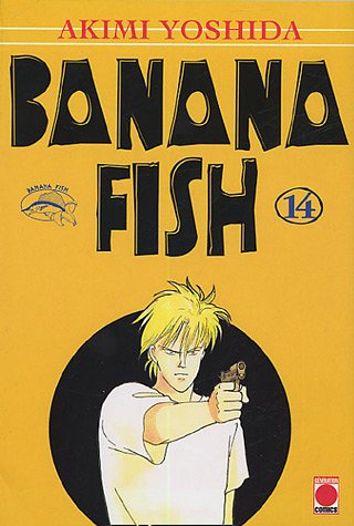Banana Fish, Tome 14 :