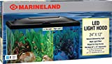 Marineland LED Light Hood for Aquariums, Day &...
