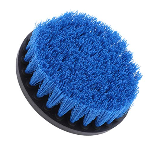 Affordable joyMerit 1PC Tile Grout Cleaning Drill Brush Scrub Brush Drill Attachment Drillbrush - Bl...