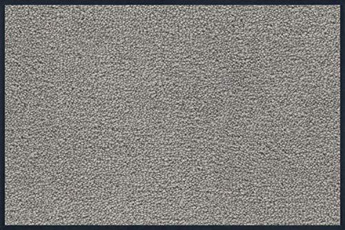 Wash+Dry Fußmatte Hellgrau 50x75 cm