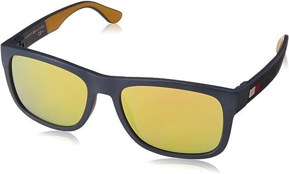 Tommy Hilfiger Men's Th1556/S Square Sunglasses