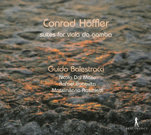 Höffler: Suites for viola da gamba