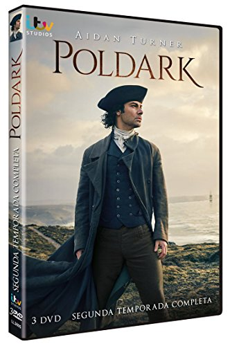 Poldark (2015) - Segunda Temporada Completa [DVD]