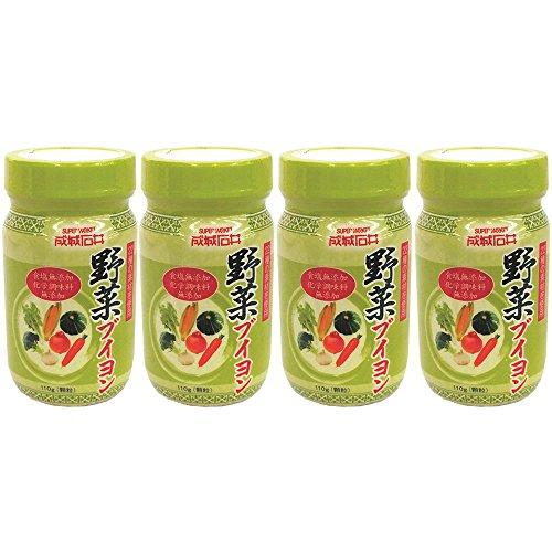 成城石井 化学調味料 無添加 野菜ブイヨン 110g