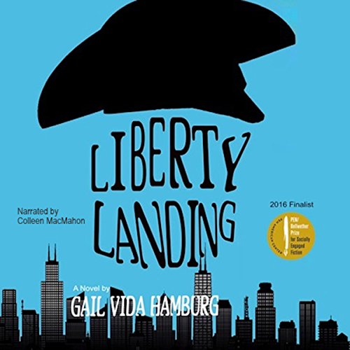 Liberty Landing: A Novel audiobook cover art