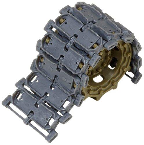 ラウペンモデル 1/35 陸上自衛隊10式戦車用連結可動式キャタピラ 生産第2ロット C2 ゴムパッド無し
