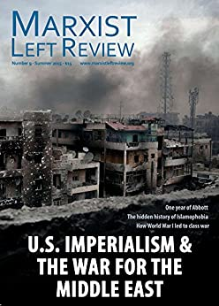 Marxist Left Review 9 by [Sandra Bloodworth]