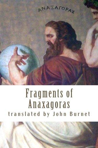 Fragments of Anaxagoras