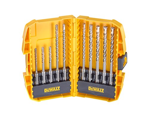 Dewalt DT7935B-QZ Hammer drill bit-Set SDS-plus (10 Piece)