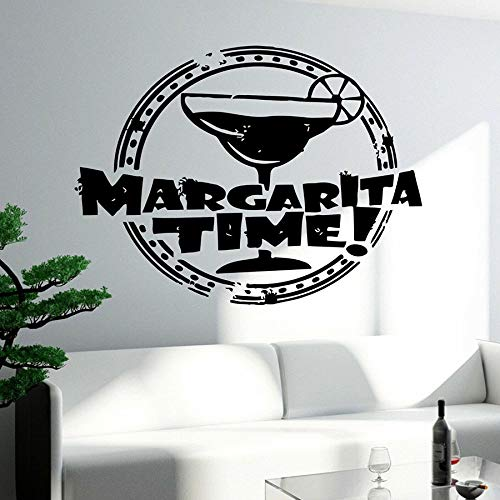 yaonuli Muursticker woord drank beker koelkast vinyl sticker keuken muurschildering decoratie