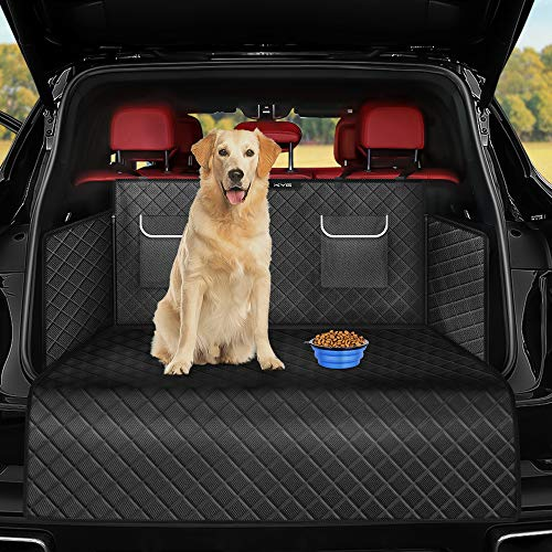 KYG Universal Kofferraumschutz Hunde -...