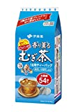 伊藤園 香り薫るむぎ茶 ティーバッグ 54袋×10本
