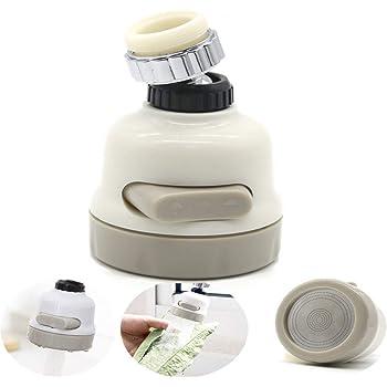 Soffione doccia Rotazione a 360 /°,design a doppia pressione di pressione,filtro Filtraggio Doccia a mano universale Doccia a mano con 3 modalit/à Risparmio idrico ad alta pressione