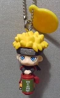 Weekly Shonen Jump J-Stars 45th Anniversay Swing~Figure Keychain ~Naruto shippuden ~uzumaki naruto~Size 35mm~