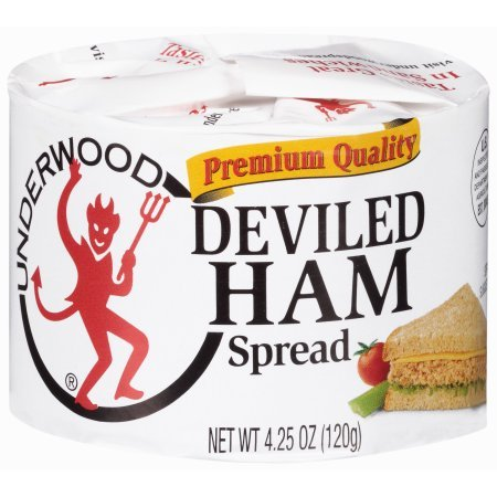 Underwood Deviled Ham Ranking TOP19 Spread 4.25 4 Ounce Cheap bargain Pack of