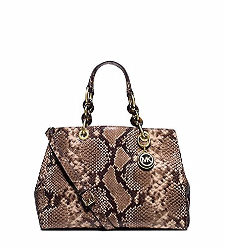 """12-1/2"""" W x 9-1/4"""" H x 5"""" D Interior Details: One Divider Pocket, One Zip Pocket, Three Open Pockets, One Cell Phone Pocket, One Key Fob  -Magnetic Fastening Handle Drop: 6""""  -Adjustable Strap: 19""""-21"""" Embossed Leather"""