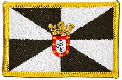 écusson brodé Flag Patch España Ceuta–8x 6cm