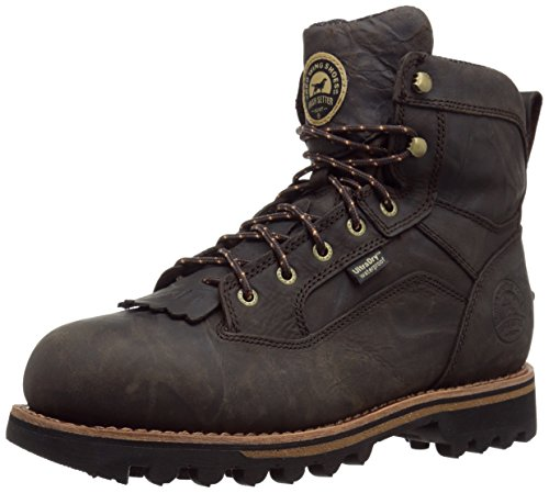 "Irish Setter Men's 878 Trailblazer Waterproof 7"" Big Game Hunting Boot,Brown,11 EE US"