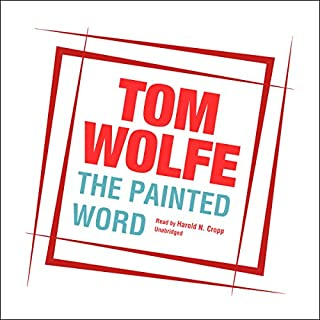 The Painted Word audiobook cover art