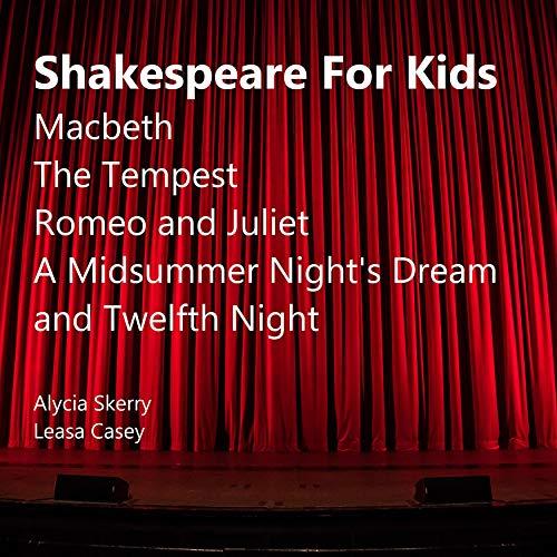 Shakespeare for Kids cover art
