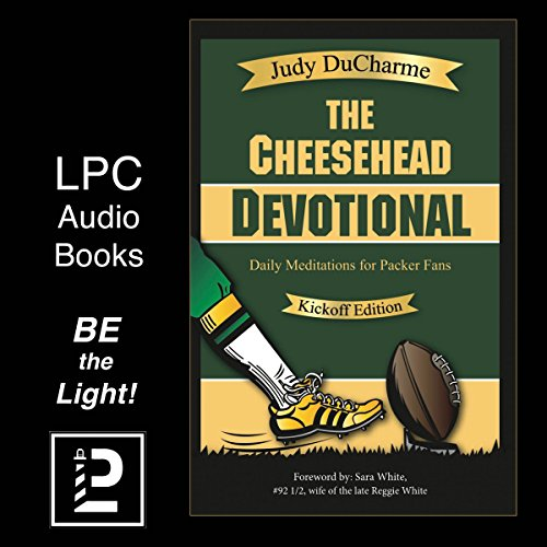 The Cheesehead Devotional audiobook cover art