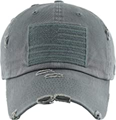 """GREAT LOOK: Vintage style; Washed & distressed; Low profile crown; 6 panel, polo style design. Various sayings to choose from in many different colors such as black, white, teal, coral, grey, and camo. Unconstructed style gives off a """"dad hat"""" vibe. ..."""