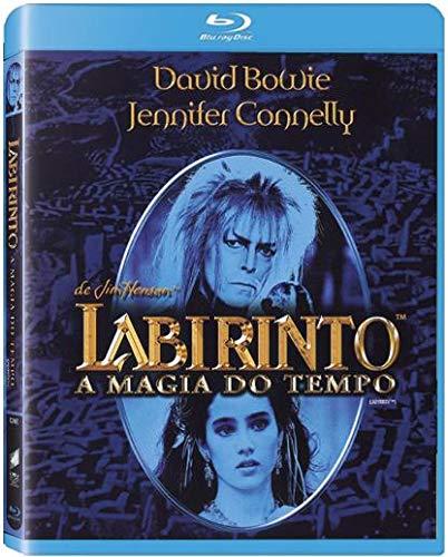 Labirinto A Magia do Tempo Blu-ray David Bowie