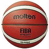 Molten B7G4000 Pallone Da Basket, Colore: Arancione/Avorio 7