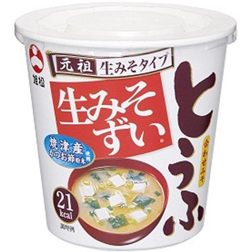 旭松食品 カップ生みそずい 合わせとうふ 15g×6個入