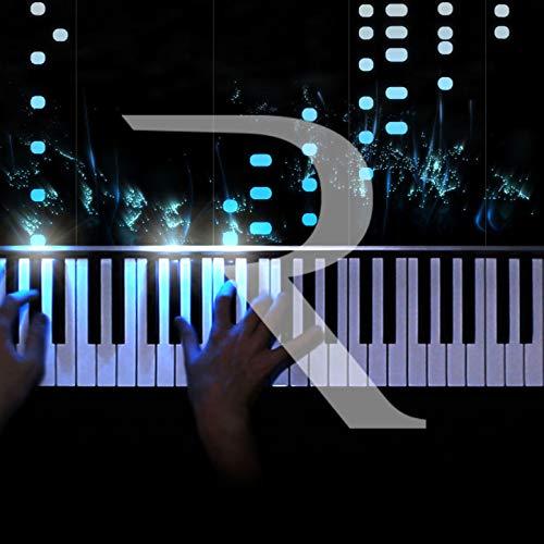 Megalovania / Moonlight Sonata Mvt. 3 (Piano Cover)