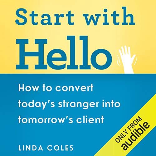 Couverture de Start with Hello