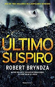 Último suspiro par Robert Bryndza