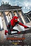 Lionbeen Spider Man Far from Home Movie Poster Cartel de la Pelicula 70 X 45 cm