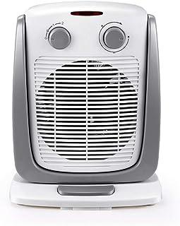 LLRDIAN Calefactor doméstico Oficina Mini pequeño Calentador de Invierno Cuarto de baño sacudiendo la Cabeza calefacción eléctrica Ventilador Caliente
