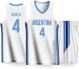 Mejor Luis Scola Jersey de 2020 - Mejor valorados y revisados