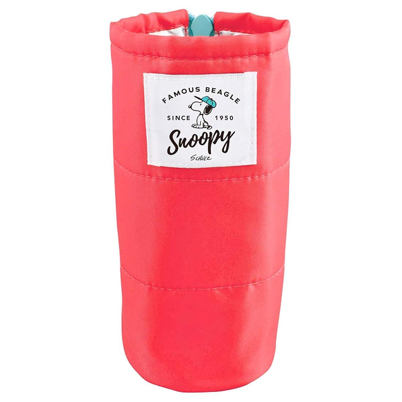 異常殺人者高度なペットボトル カバー スヌーピー 保冷 ペットボトルホルダー 保温 かわいい 500ml用 SNOOPY ネオンカラー かわいい ピンク ブルー グリーン