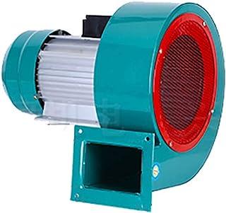 Yongqin Induktionsdragfläkt central hylla induktion dragluft industriell flervingseffekt 220 V hög luftvolym, hög effektiv...