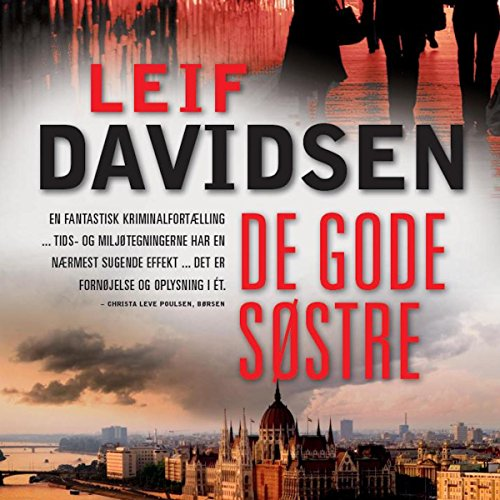 De gode søstre audiobook cover art